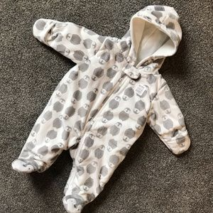 Penguin pram suit from Just One You Carter's - 3M